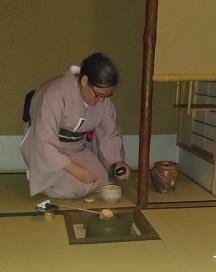 もっと!英語で習う茶道教室 色々な国の人と繋がろう!