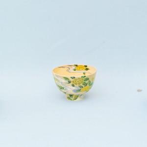 茶碗_永山_流水山吹