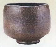黒楽茶碗 禿 佐々木昭楽